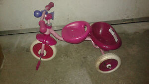 tricycle, vélo 3 roues fille