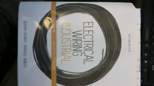 Electrical Wiring Industrial fifth 5th edition textbook