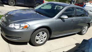 2009 Chevrolet Impala Lt Sedan---very clean---