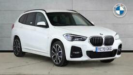 image for 2020 BMW X1 xDrive 18d M Sport 5dr Step Auto Diesel Estate Estate Diesel Automat