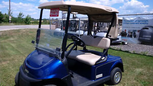 2016 EZ-GO RXV ELECTRIC GOLF CART *FINANCING AVAIL. O.A.C Kitchener / Waterloo Kitchener Area image 2