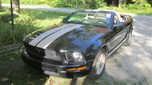 2006 Ford Mustang convertible Cabriolet