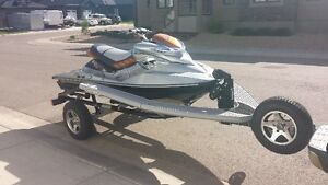 Ready for the long weekend! Only 6 hours use 2009 Seadoo RXP 255