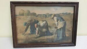 Vintage Pictures/Painting with Frames