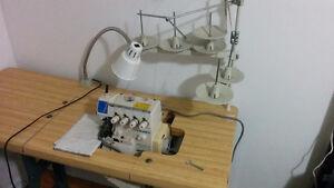 Serger Juki MO 3700 series and KOBE SEWING MACHINES