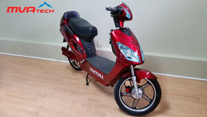 ♛♛♛ SCOOTER 500W 48V20AH ELECTRIQUE NEUF 2016 /// (70km) ♛♛♛