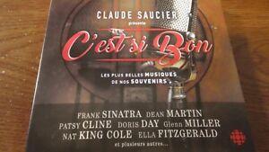 cd de Claude Saucier