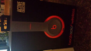 Beats Dr. Dre solo 2 wireless Active red/grey