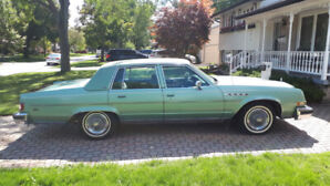 1978 Buick Electra Limited Sedan