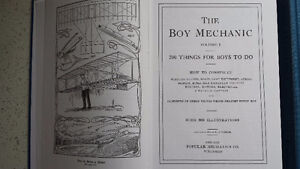 The Boy Mechanic - books 1, 2, and 3. London Ontario image 2