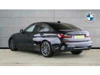 2020 BMW 3 Series 320d MHT M Sport 4dr Step Auto Diesel Saloon Saloon Diesel Aut