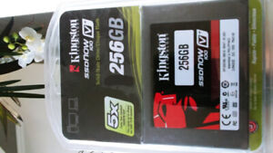 Kingston - SSDNow V 100 256GB 2.5 Solid State Drive