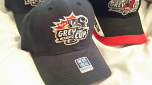 Genuine CFL Grey Cup Ball Caps