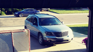 2004 Chrysler Pacifica Limited AWD