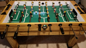 Foosball table - great condituon