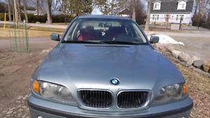 2002 BMW 320i