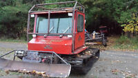 2005 Bell Trail Boss Snowmobile Trail Groomer Reduced Price