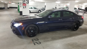 2016 bmw 650gc M package Lease takeover
