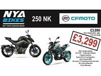 CF Moto 250 NK - 250cc Naked Bike