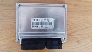 Audi Allroad ECU