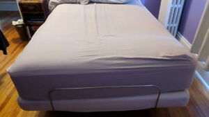 Double Bed (Electric Adjustable Bed) OBO