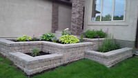 Softscaping and Hardscaping