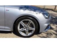 2017 Audi A4 2.0T FSI S Line 4dr Manual Petrol Saloon