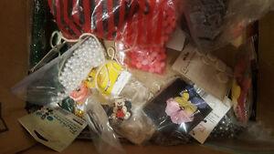 HUGE box of brand new craft supplies. Over $300 retail value Oakville / Halton Region Toronto (GTA) image 9