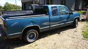 1997 chev 1500 for parts