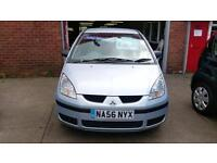 MITSUBISHI COLT 1.1 5 DOOR CZ1 ONLY 45000 MILES GROUP 1 INS ONLY £15 WEEK P/LOAN