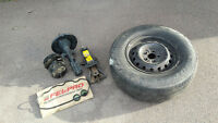 Dodge Caravan 99 parts & one tire + rim GIVE ME YOUR BEST OFFER