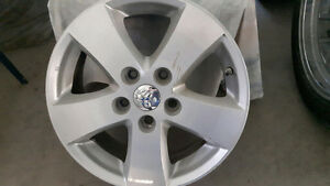 17 in. Aluminum Wheels for a 2011 or 12 Journey[reduced] Sarnia Sarnia Area image 1