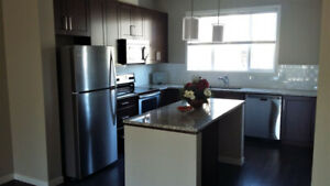 Mint Townhouse 2BR+2.5Bath in South Calgary, Available Mar 1st