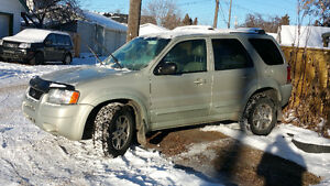 2003 Ford Escape:  Amazing Quality, Cheap Price