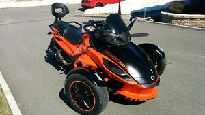 Can am Spyder RSS-SM5 2012