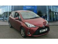 2017 Toyota Yaris 1.5 VVT-i Icon Tech 5dr - TAKE ME HOME, SAT NAV, REAR SENSORS