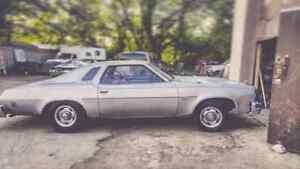 1977 Chevrolet Chevelle 2 door for trade Kitchener / Waterloo Kitchener Area image 1