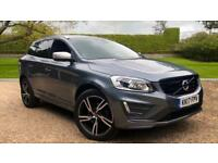 2017 Volvo XC60 D5 R-Design Lux Nav AWD Auto W Manual Diesel Estate