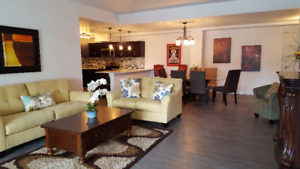 Apartment. St. Boniface. Premium furnished unit.  OPPORTUNITY !