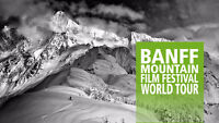WANTED: Banff Mountain Film Festival Tickets