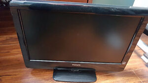 "Phillips 22"" LCD TV"