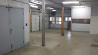 Warehouse Rooms for Rent - from 350 sq ft to 2300 q ft