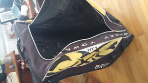 Grit Gear Bag with wheels