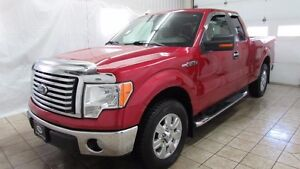 """Ford F-150 2WD SuperCab 145"""" 2010"""
