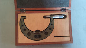 Machinist Mics and gauges - Mitutoyo, NSK -Great Condition