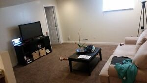 Newly Renovated 1 BDR private suite avail. Oct 1 Utilities Incl!