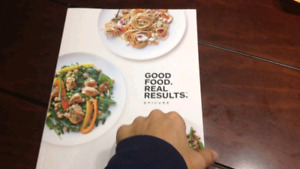 NEW-Epicure book Good food real results