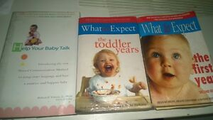 Parenting Books -Babies and Toddlers