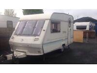 Caravan Miranda 1996 full awrning