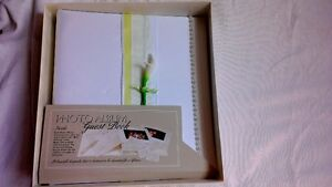 Wedding Candles and Guestbook, Cala Lilly, New